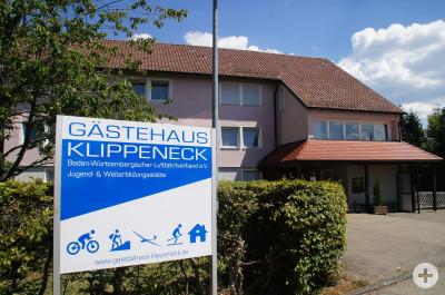 Gästehaus Klippeneck - Außenaufnahme
