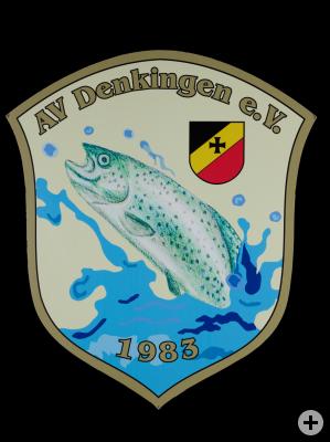 Anglerverein Denkingen Logo