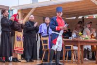 Historisches Theaterstück 1200 Jahre Denkingen