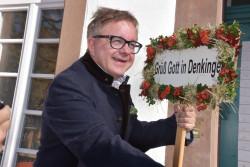 Schirmherr Guido Wolf